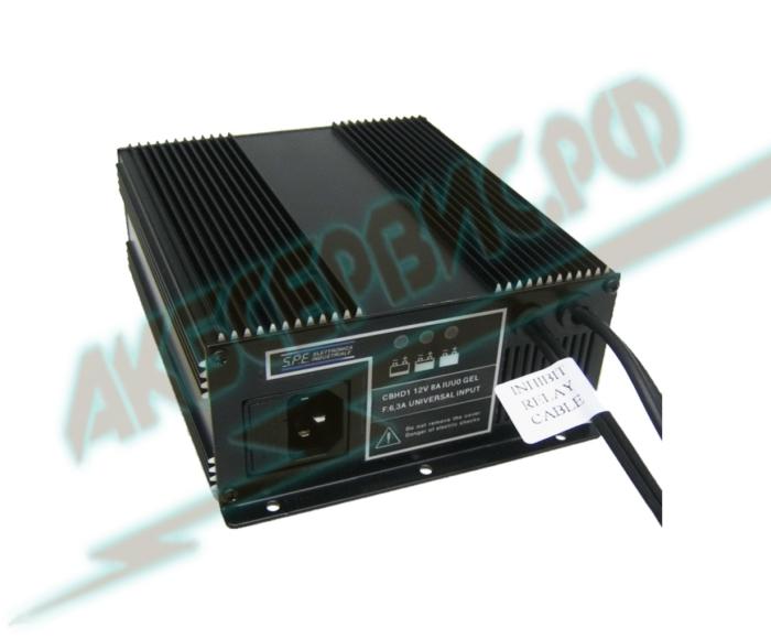 Акбсервис.РФ | Зарядное устройство S.P.E. CBHD1-10A