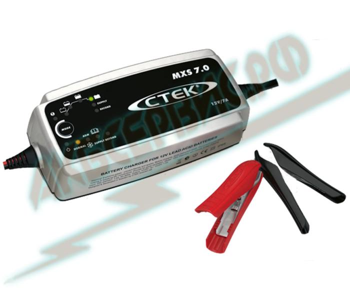 Акбсервис.РФ | Зарядное устройство CTEK mxs 7.0