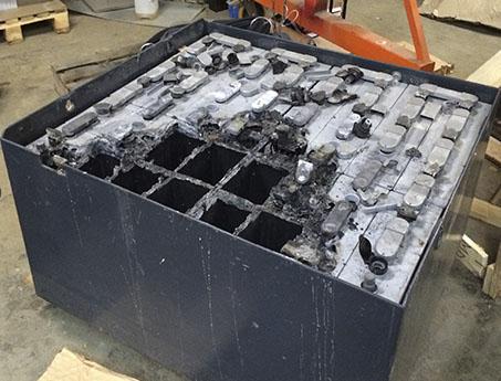 Акбсервис.РФ | Восстановление аккумуляторных батарей после пожара или падения.