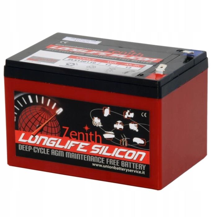 Аккумулятор ZLS120110