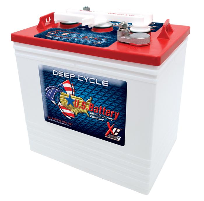 Аккумуляторная батарея для поломоечных машин.