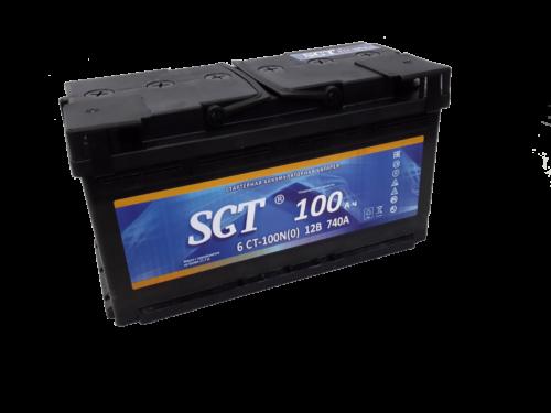 Аккумулятор SGT 12V 100A